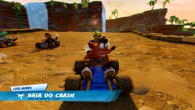 Crash Team Racing Emulador Nintendo Switch