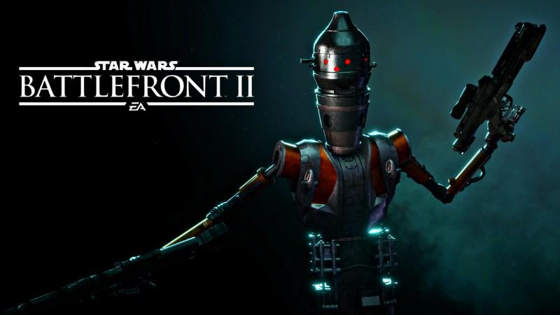 IG-11 Assassin Droid Mod - EA STAR WARS BATTLEFRONT II