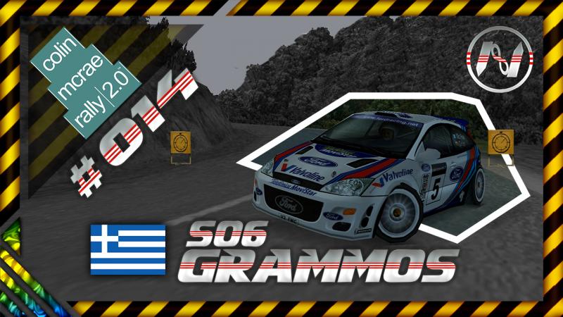 Colin McRae Rally 2.0 | Grécia | S06 | Grammos