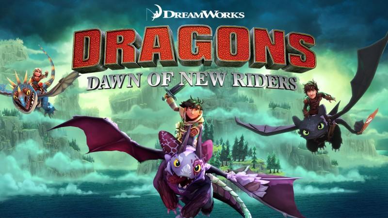 DreamWorks Dragons Dawn of New Riders - Trainers, cheats, savegames e mais