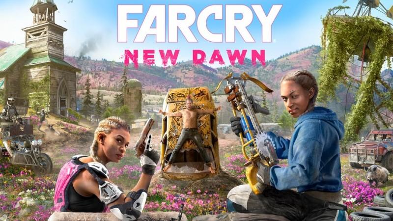 Far Cry New Dawn - Trainers, cheats, savegames e mais