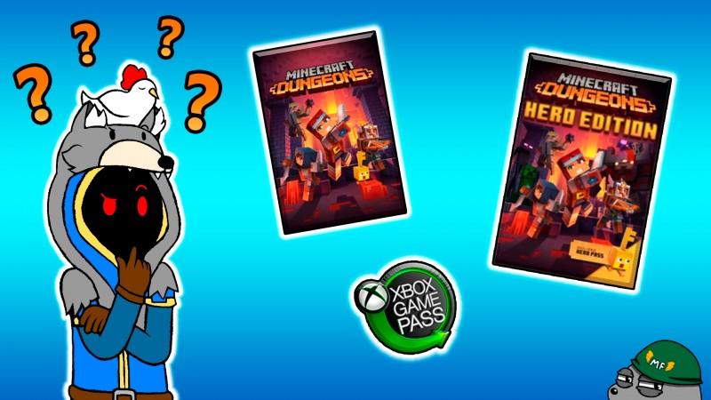 Qual versão de Minecraft Dungeons comprar?