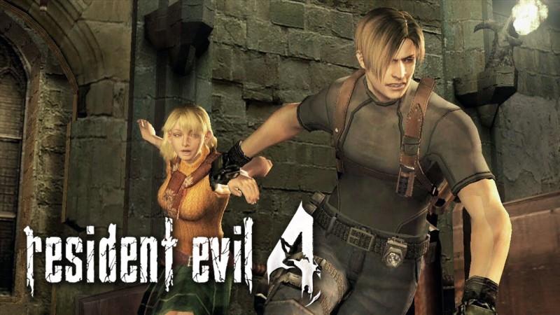 RESIDENT EVIL 4 HD EDITION PT-BR / Encontramos a Ashley e matando mais um boss /1080p.