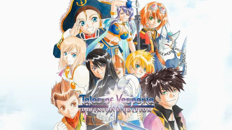 Tales of Vesperia [Definitive Edition] - Trainers, cheats, savegames e mais