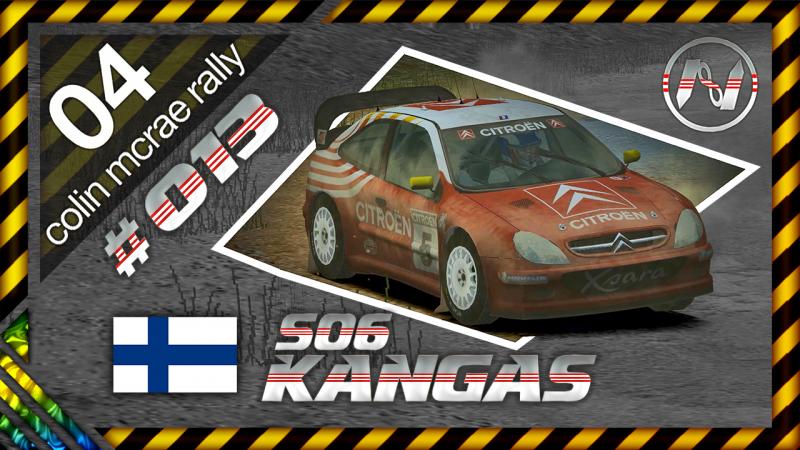 Colin McRae Rally 04 | Finlândia | S06 | Kangas