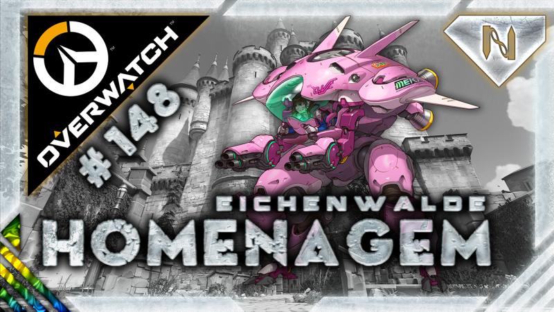 Overwatch | Homenagem | D.VA | Eichenwalde