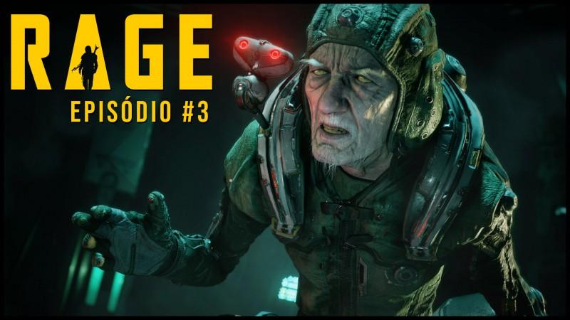 RAGE PT-Br / Procurando o hospital de Dead City. / 1080p.