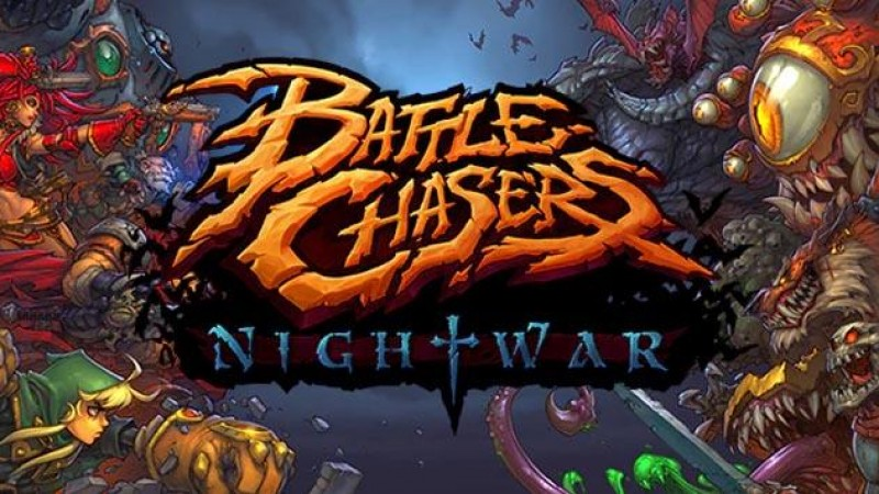 Battle Chasers: Nightwar - Trainers, cheats, savegames e mais