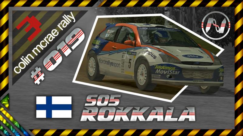 Colin McRae Rally 3   Finlândia   S05   Rokkala