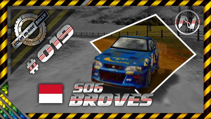 Colin McRae Rally | Mônaco | S06 | Broves