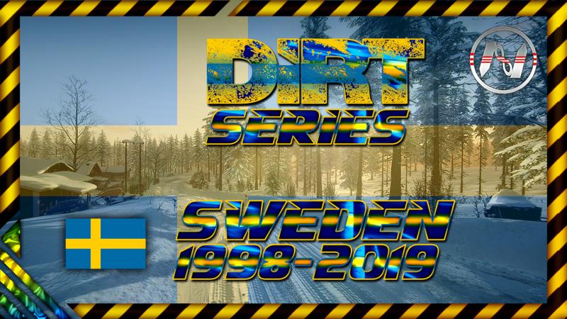 Dirt Series | Sweden Evolution (1998-2019)