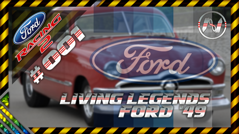 Ford Racing 2 | Living Legends | Driving Skills | Ford 49