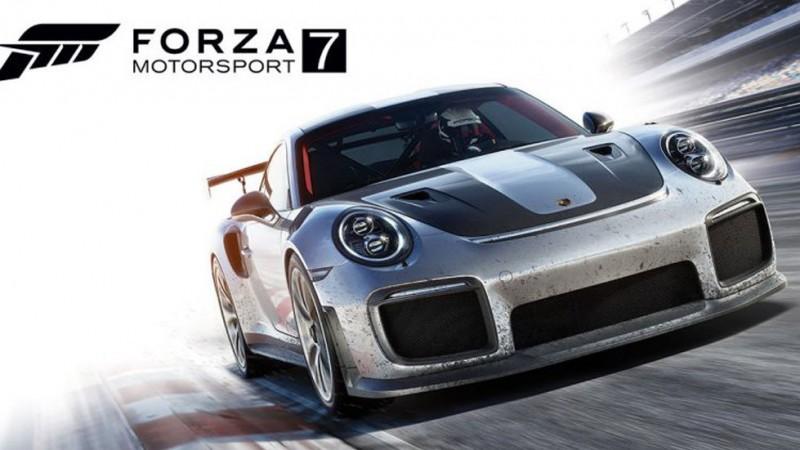 Forza Motorsport 7 - Trainers, cheats, savegames e mais