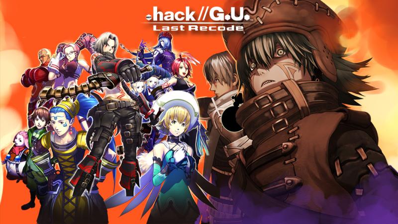 .hack//G.U. Last Recode - Trainers, cheats, savegames e mais