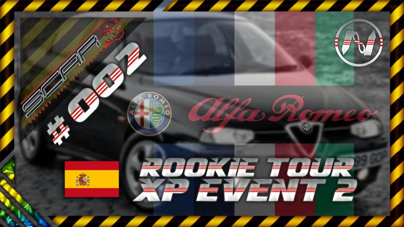 SCAR: Squadra Corse Alfa Romeo   Rookie Tour XP Event 2   Valencia   156