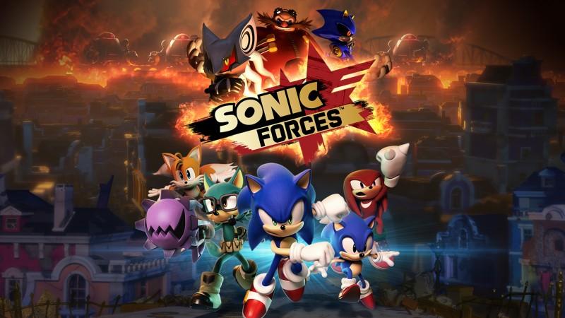 Sonic Forces - Trainers, cheats, savegames e mais