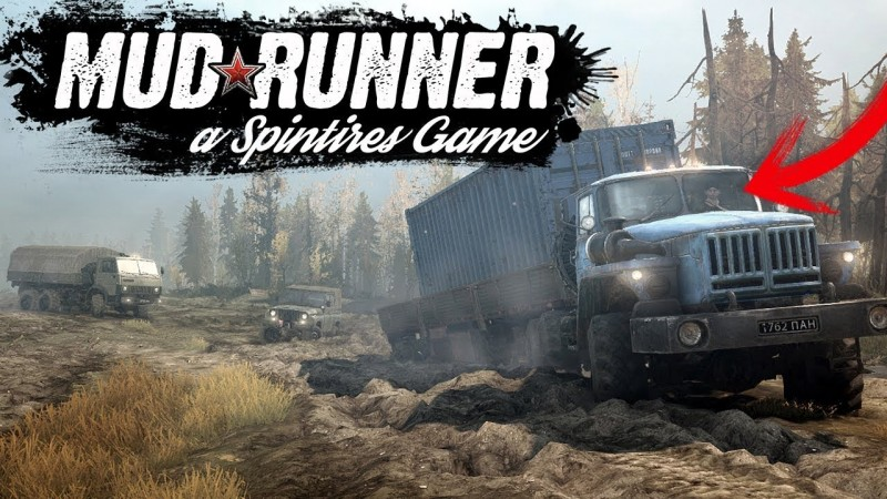Spintires: MudRunner - Trainers, cheats, savegames e mais