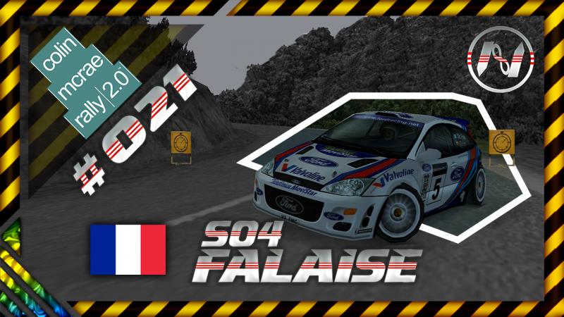Colin McRae Rally 2.0   França   S04   Falaise