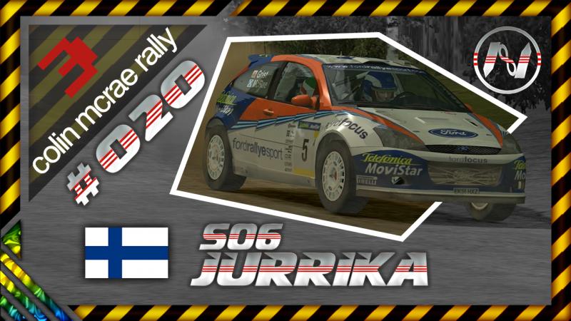 Colin McRae Rally 3   Finlândia   S06   Jurrika