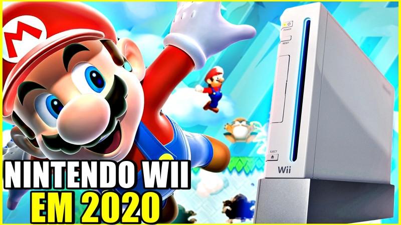 Como Estão os GRÁFICOS do Nintendo Wii em 2020?