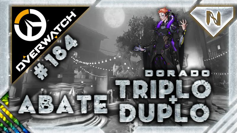 Overwatch   Homenagem   Moira   Dorado   Abate Triplo + Duplo