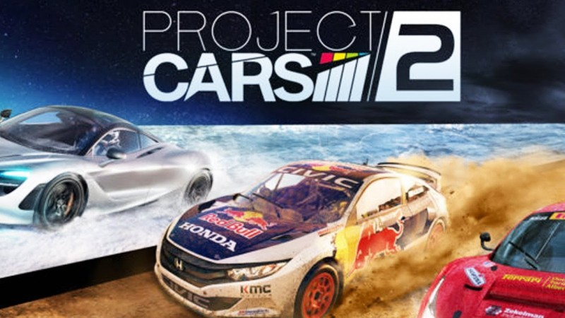 Project Cars 2 - Trainers, cheats, savegames e mais