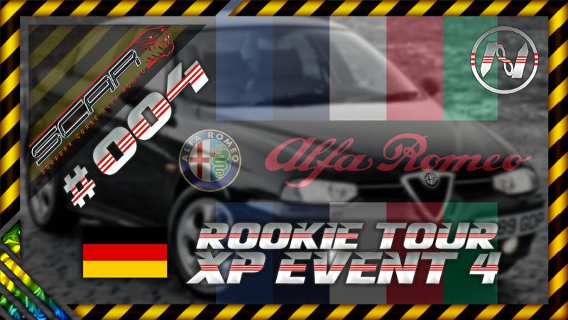 SCAR: Squadra Corse Alfa Romeo | Rookie Tour XP Event 4 | Hockenheimring | 156