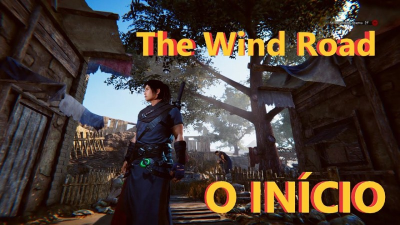 THE WIND ROAD: UM ARPG CHINÊS INTERESSANTE