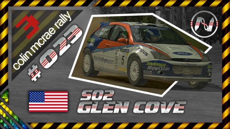 Colin McRae Rally 3   Estados Unidos   S02   Glen Cove