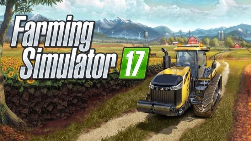 Farming Simulator 17 - Trainers, cheats, savegames e mais