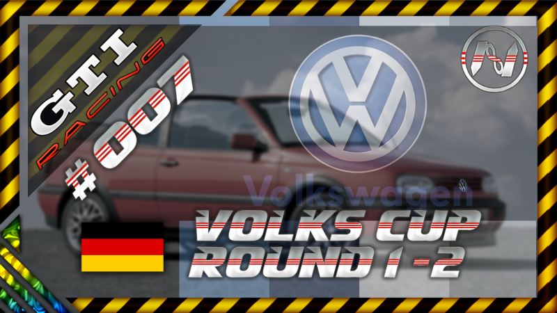 GTI Racing | Volks Cup | Bavaria 1-2 | Golf III Cabrio