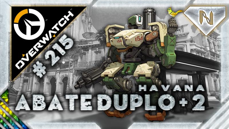 Overwatch | Homenagem | Bastion | Havana | Abate Duplo +2
