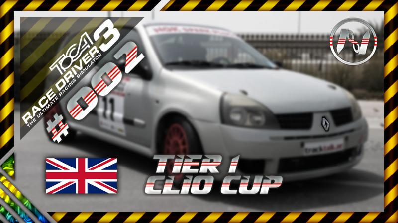TOCA Race Driver 3 | Tier 1 | Autosport Clio Cup 2-2 | Silverstone National