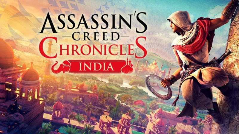 Assassins Creed Chronicles: India - Trainers, cheats, savegames e mais
