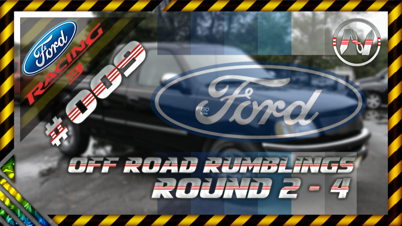 Ford Racing 3 | Off Road Rumblings | Round 2-4 | 98 F-150 4x4