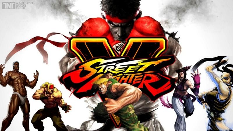 Street Fighter V - Trainers, cheats, savegames e mais