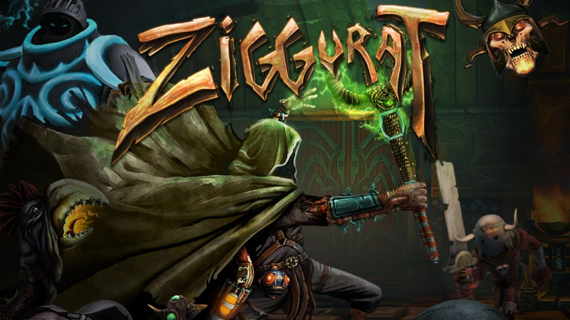 Ziggurat - Trainers, cheats, savegames e mais