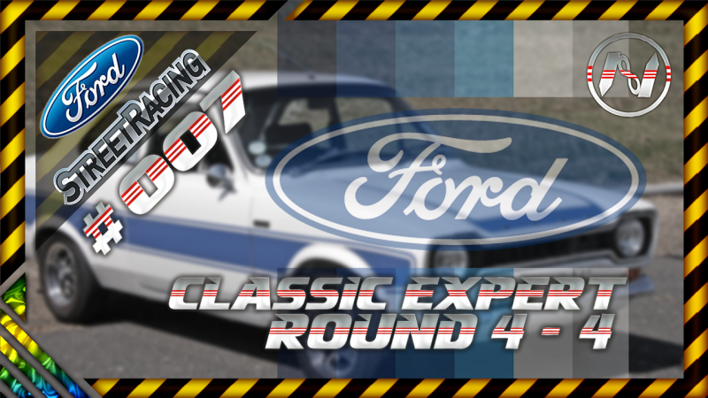 Ford Street Racing | Team Classic Expert | Round 4-4 | Escort 73 RS2000