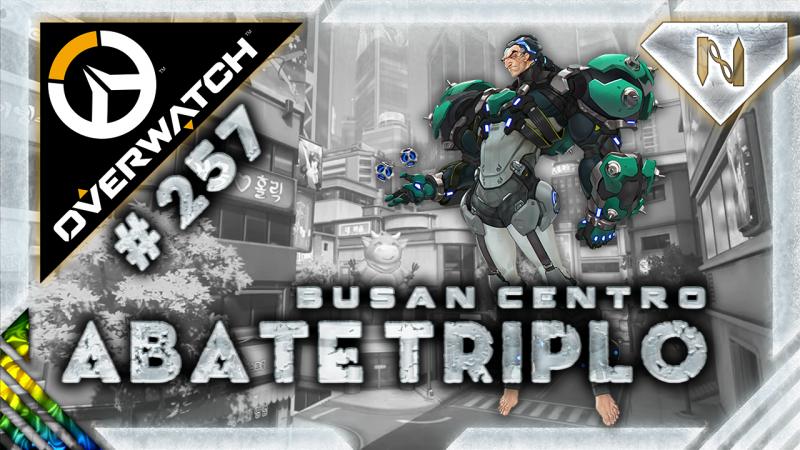Overwatch | JDP | Sigma | Busan Centro | Abate Triplo +1