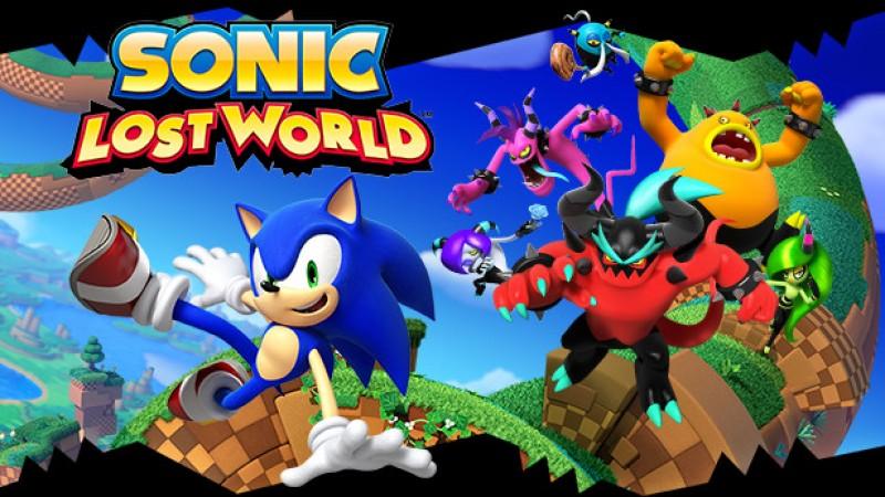Sonic Lost World - Trainers, cheats, savegames e mais