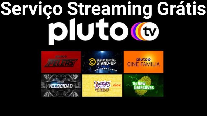 PLUTO TV: SERVIÇO DE STREAMING GRÁTIS JÁ ESTÁ DISPONÍVEL NO BRASIL | SUPER BOLA DICAS (DOWNLOAD APK)