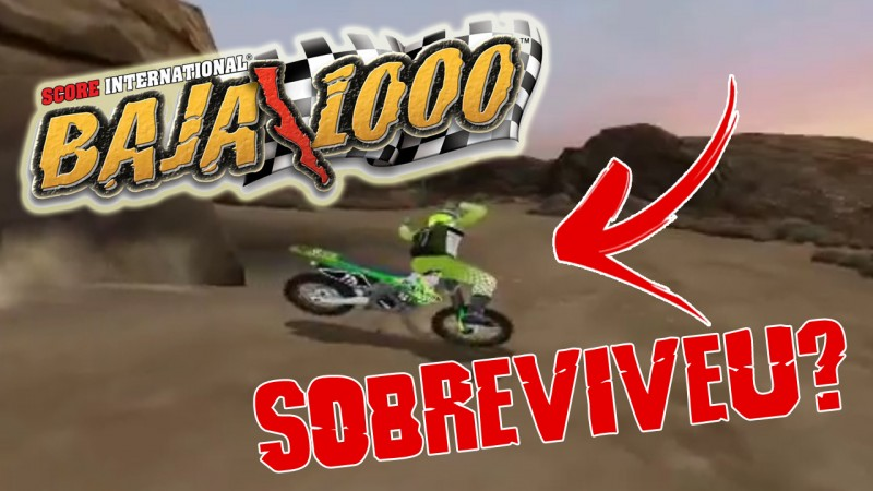 Cidente Baja 1000
