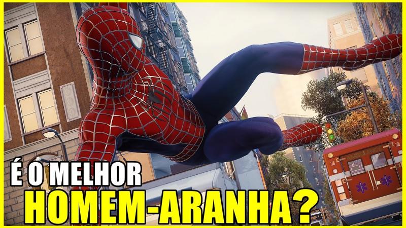 O PS4 FOI AO LIMITE COM MARVELS SPIDER MAN?