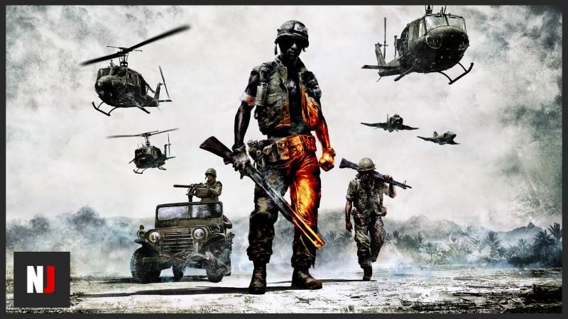 Battlefield Bad Company 2 - O FILME Legendado