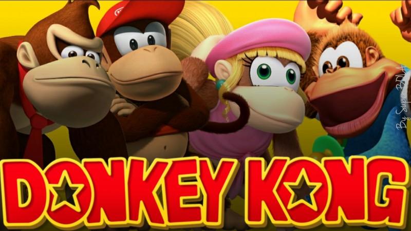 Donkey Kong Country Trilogy Um FanGame Sensacional   Gameplay PT-BR Em Portugues