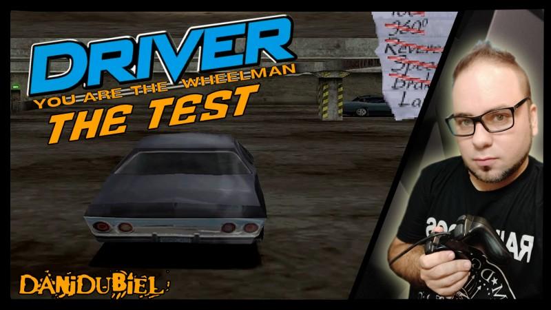Driver - Test Mission | A Fase da Garagem | TUTORIAL