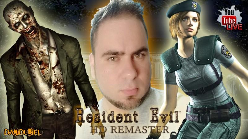 Resident Evil HD Remaster - O Melhor Remake | Até Zerar?