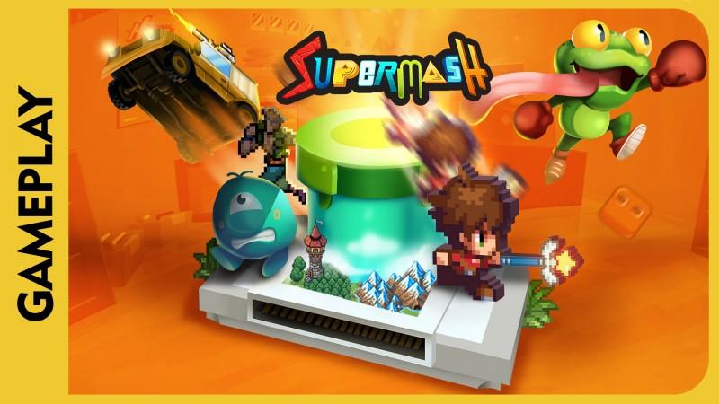 SuperMash (Gameplay)