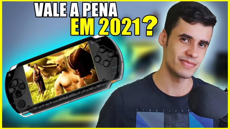 Ainda VALE A PENA Comprar o PSP em 2021?