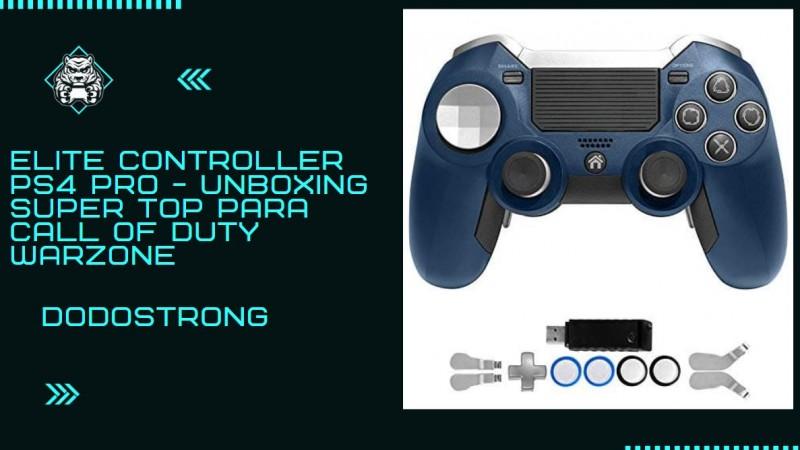 SUPER JOYSTICK ELITE CONTROLLER PS4 PRO